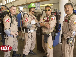 Ghostbusters Hawaii Division ready for Action!
