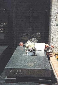 Gravesite Of Josephine Baker