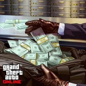 Grand Theft Auto V Heist