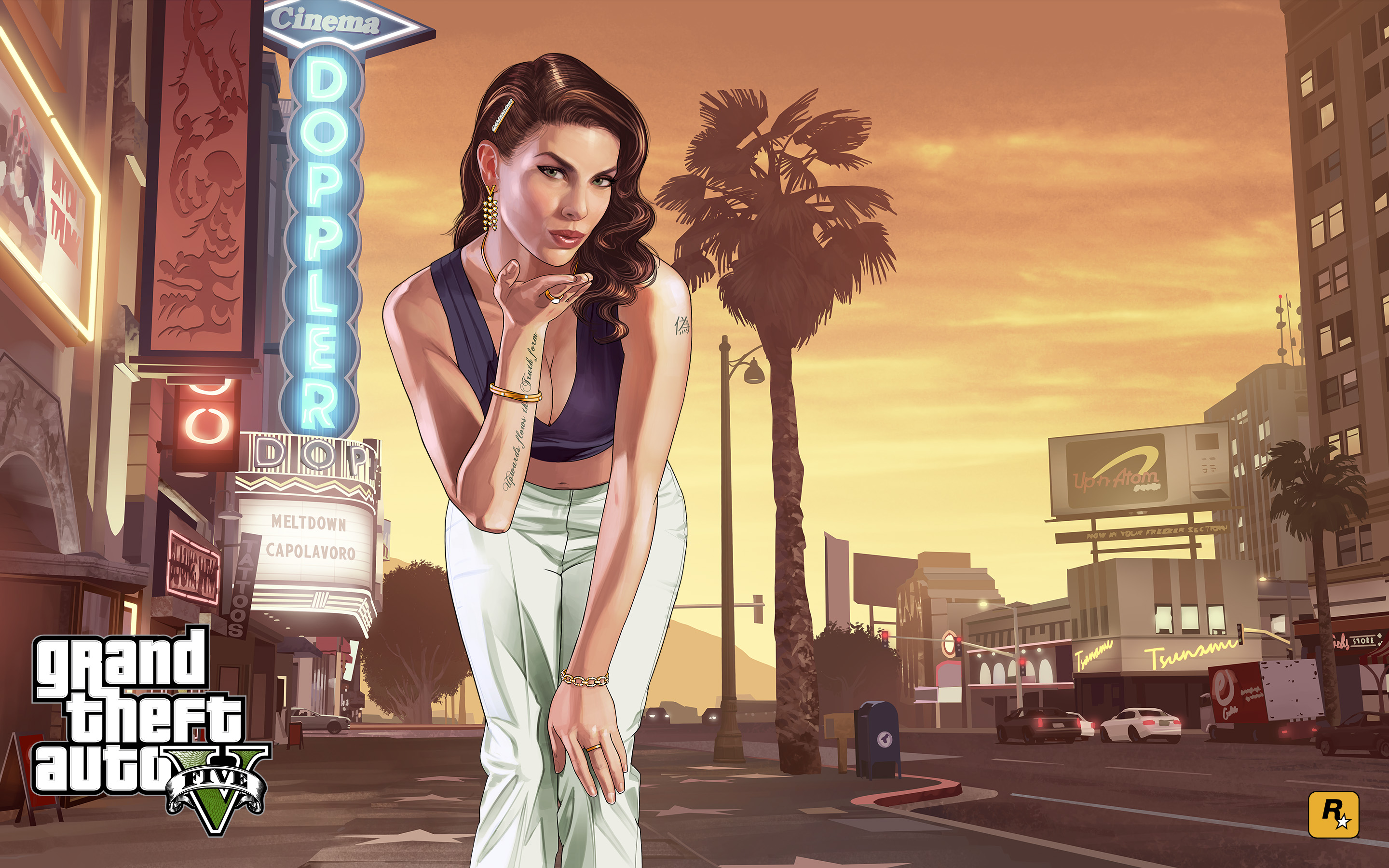 Grand Theft Auto V Images HD Wallpaper And Background Photos