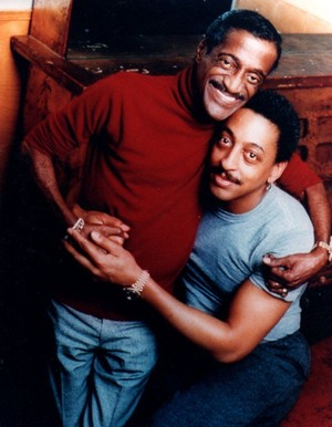 Gregor Hines And Sammy Davis, Jr.