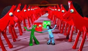 Gumby and Tara