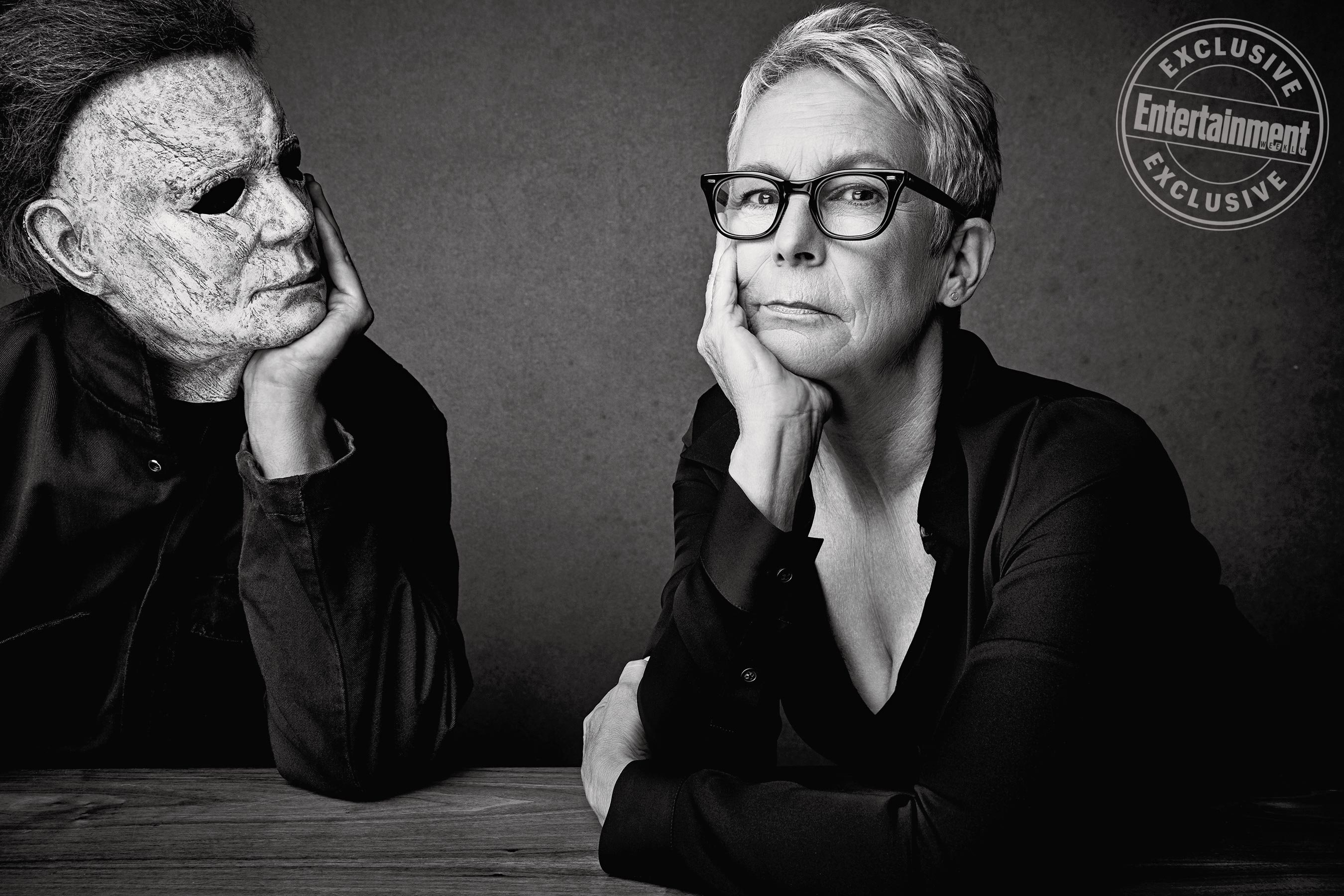 хэллоуин 2018 Entertainment Weekly фильмы ужасов фото