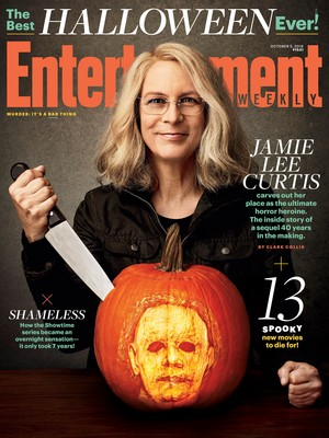ハロウィン 2018 ~ Entertainment Weekly