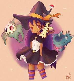 Хэллоуин Iris