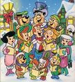 Hanna-Barbera krisimasi
