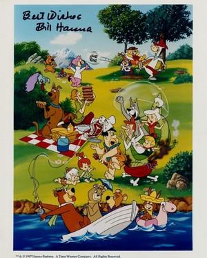 Hanna Barbera Picnic