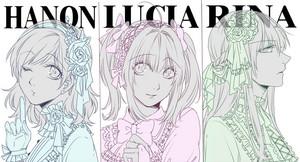 Hanon/Luchia/Rina