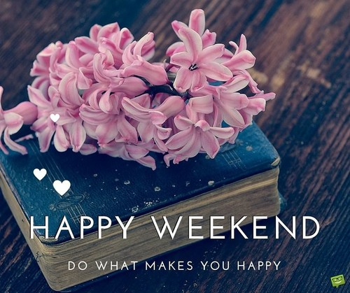 jlhfan624 achtergrond titled Happy weekend wishes for you💖