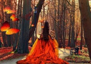 Have A Beautiful Autumn My Beautiful Fairy Sister 🍂