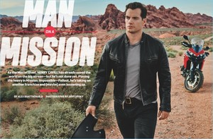 Henry Cavill for Men's Journal [August 2018]