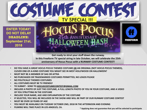 Hocus Pocus Costume Casting .001