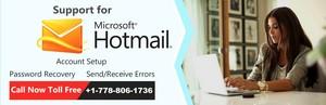 Hotmial Help USA Number 1-778-806-1736