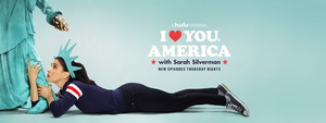 I Love You, America - Poster