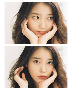 IU(アイユー) for Elle Magazine October Issue (unreleased photo)