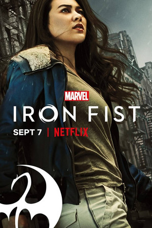 Iron Fist - Season 2 Poster - Colleen Wing