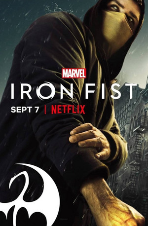 Iron Fist - Season 2 Poster - Danny Rand