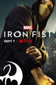 Iron Fist - Season 2 Poster - Danny Rand