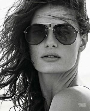 Isabeli Fontana for Elle US [August 2018]
