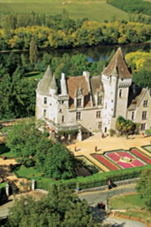 Josepine Baker's Old French chateau
