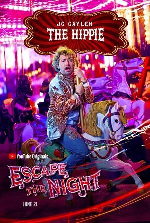JC Caylen - The Hippie