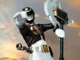 Jake Morphed As The Black Megaforce Ranger