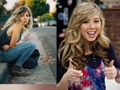 Jeanette  - jennette-mccurdy-aka-sam-on-icarly fan art
