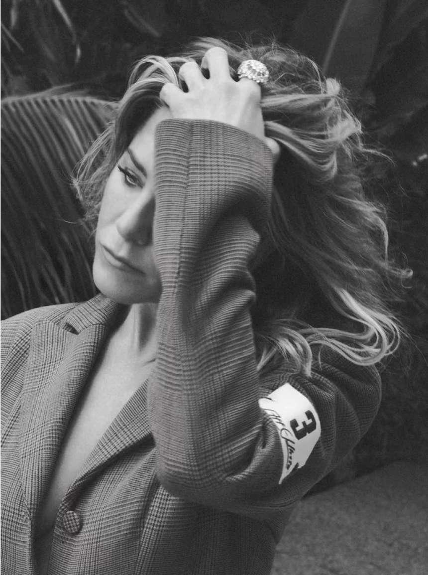 Jennifer Aniston for InStyle Magazine [September 2018]