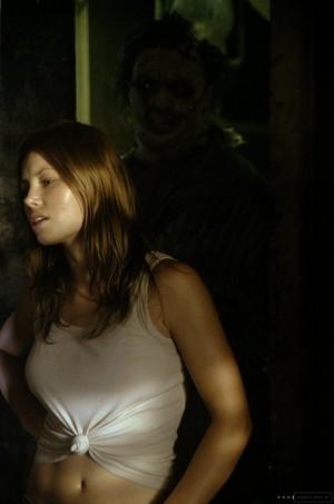 Jessica Biel in The Texas Chainsaw Massacre (2003)