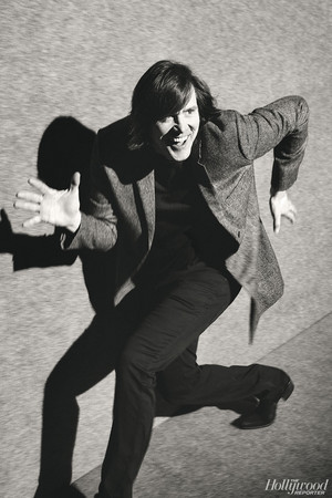 Jim Carrey ~ The Hollywood Reporter ~ August 2018