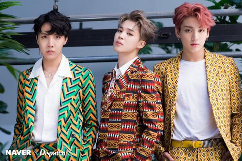 Jimin (BTS) fond d'écran called Jimin JK Jhope x Dispatch