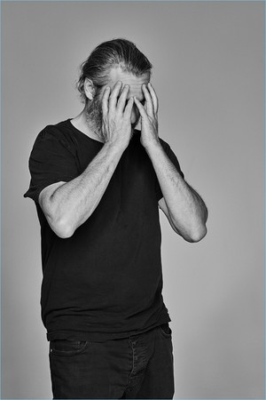 Joaquin Phoenix - L'Officiel Hommes Paris Photoshoot - 2018