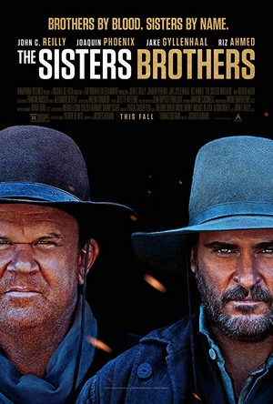 Poster - Joaquin Phoenix as Charlie Sisters in The Sisters Brothers (2018)