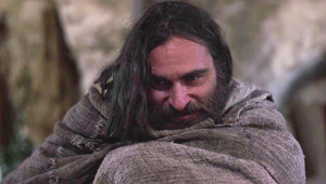 Joaquin Phoenix as Jésus in Mary Magdalene (2018)