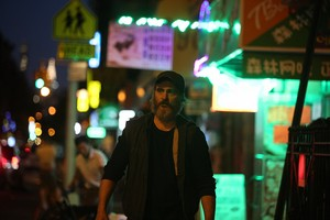 Joaquin Phoenix as Joe in あなた Were Never Really Here (2017)