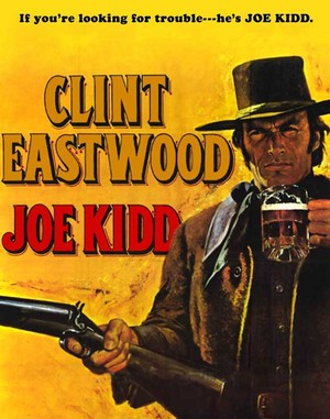Joe Kidd Poster (1972)
