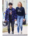 Joe and Sophie Turner - joe-jonas photo