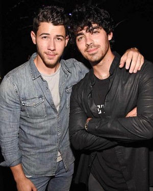 Joe and nick