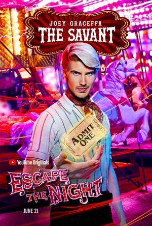 Joey Graceffa - The Savant - Season 3