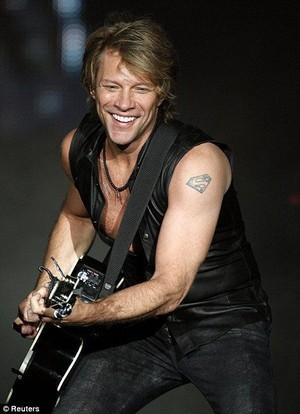 John Francis Bongiovi (Jon Bon Jovi)