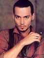 Johnny Depp - chocolat wallpaper