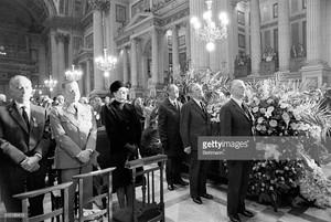 Josephine Baker's Funeral In 1975