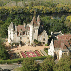 Josephine Baker's Old French महल, शताब्दी, chateau