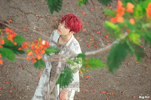 Jungkook (BTS) achtergrond titled Jungkook