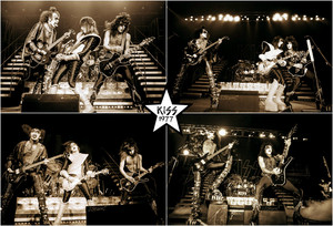 Kiss (NYC) December 14-16, 1977 (Madison Square Garden)