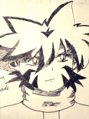 Kai pen art