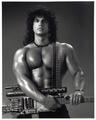 Kane Roberts AKA The Rambo of Rock - random photo