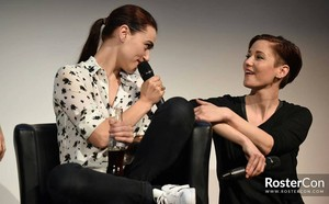 Katie and Chyler