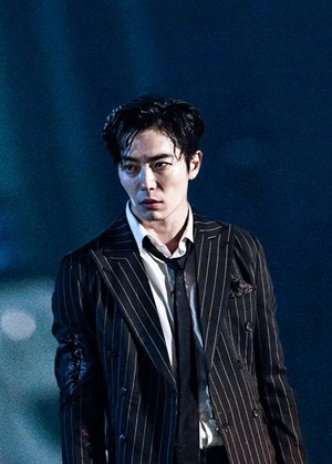 Kim Jae Wook (Voice )