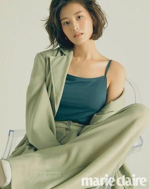 Kim Jaekyung for Marie Claire Magazine September Issue 2018